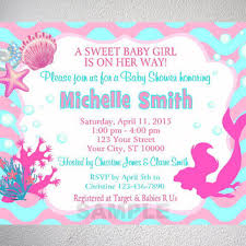 the sea baby shower invitations the sea baby shower invites the sea baby shower