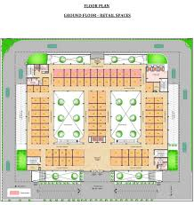 floor plan of a shopping mall jaypee wish point a new commercial destination in sector 134