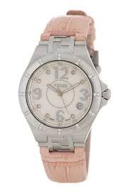 fendi home decor fendi women u0027s mother of pearl diamond embossed leather watch