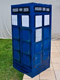 Tardis Halloween Stencil by Doctor Who Simple Fridge Box Tardis 4 Steps With Pictures