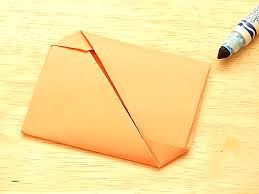 how to make your own envelope how fold paper into a letter business an envelope best of origami