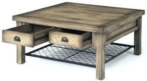 square metal coffee table rustic metal coffee table rustic x coffee table inspiring square