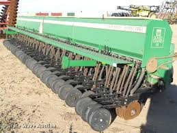 Great Plains Planter by Great Plains Solid Stand 30 Grain Drill Item L1669 Sold