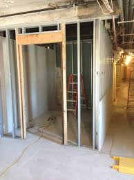 Hanging Exterior Doors Framing And Exterior Door Hinge Installation At A Oheka Castle