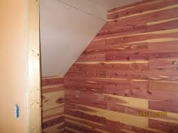 cedar wood wall how to install aromatic cedar in a closet a concord carpenter