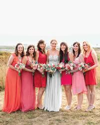 12 new rules for dressing your bridesmaids martha stewart weddings