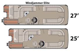 new 2016 avalon windjammer elite 25 u0027 power boats outboard in