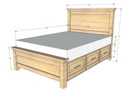 Measurements Of King Size Bed Frame King Size Bed Frame Dimensions S King Size Bed Measurement Uk