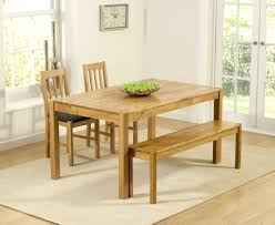 Oak Dining Table Bench Dining Table With Corner Bench Seat Uk A Dining Table And Set Of 2