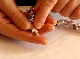 pandora style bracelet clasp images Pandora style bracelets how to open close add remove beads jpg