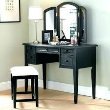 black makeup desk with drawers diy makeup vanity desk set up alex ikea hack vanity makeup