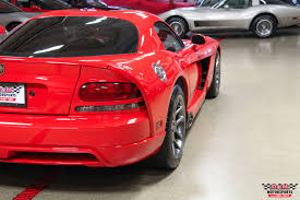 Dodge Viper Red - 2006 dodge viper srt 10 coupe stock m6177 for sale near glen
