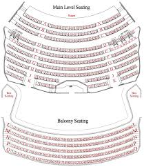 theatre floor plan seating chart centerpoint legacy theatre