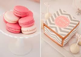 Bridal Shower Dessert Table Pink U0026 Grey Chevron Bridal Shower Dessert Table By Leo U0026 Bella