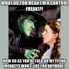 Control Freak Meme - what do you mean i m a control freak now do as you re told or my