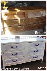 Dresser Into Changing Table Tutes Tips Not To Miss 48 Dresser Bronze Spray Paint And