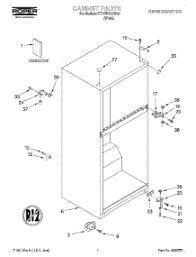 parts for roper rt18bkxjw00 refrigerator appliancepartspros