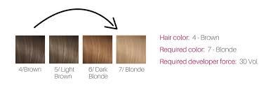 igora hair color instructions how to choose right volume developer for hair color glamot com