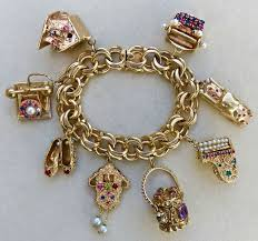 fine jewelry charm bracelet images 225 best gold charm bracelet images charm bracelets jpg