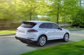 porsche updates cayenne for 2017my