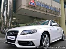 audi a4 singapore used audi a4 avant 2 0a tfsi quattro s tronic car for sale in