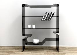 furniture perfect metal black wall shelves design modern new 2017
