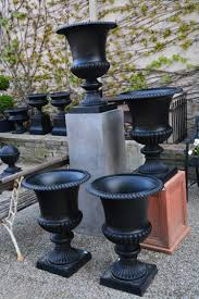 Urn Planters With Pedestal Urns Dirt Simple
