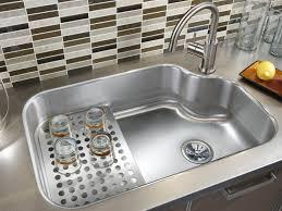 Triple Bowl Kitchen Sinks by Kitchen Sinks Vessel Best Stainless Steel Corner Nickel Copper