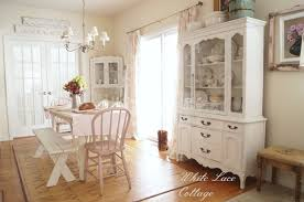 Cottage Style Chandeliers Chandeliers Shabby Kitchen White Lace Cottage