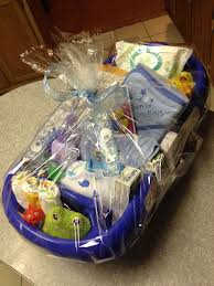 what to put in a baby shower gift baskets decoration of baby