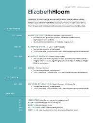 fancy idea contemporary resume templates 1 52 modern resume