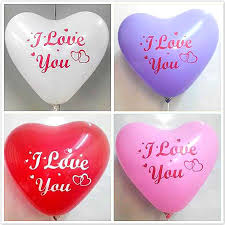 heart shaped balloons 12 inches i you printed heart shaped balloons quality