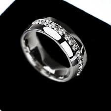 gold or silver wedding rings fashion women wedding ring jewelry gold or silver zirconia
