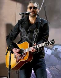 eric church haircut country singer eric church welcomes second baby boy with wife