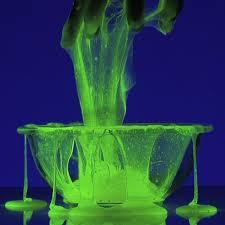 glow in the dark rocks glow in the dark slime atomic glow 32 oz steve spangler science