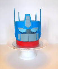 optimus prime cake pan optimus prime cake yahoo image search results mikey s 9th