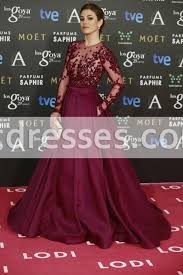 women plus size purple long sleeve prom dresses 2015 red