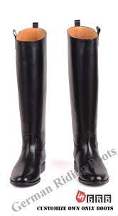 mens leather riding boots amazon com grb ww2 wwii german boots wh waffen ss general