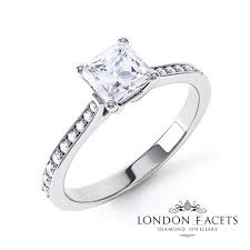 engagement rings london omari platinum diamond engagement ring diamond and gemstone