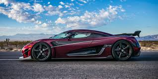 koenigsegg winter koenigsegg agera rs sets new world records as fastest production