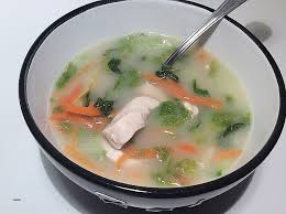cuisiner le choux cuisine cuisiner choux chinois soupe rapide au lait de coco