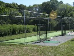 Basement Batting Cage by Batting Cage Turf On Deck Sports