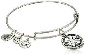 lucky leaf bracelet images Alex and ani bangle bar quot four leaf clover quot rafaelian jpg
