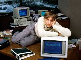 Bill Gates Meme - iconic icons bill gates slow and steady wins the race journal