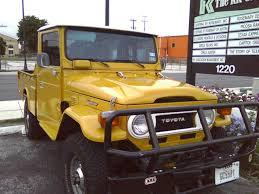 truck toyota classic truck toyota land cruiser pickup with camera eye