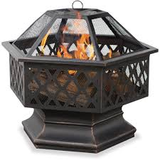 Firepit Grille by Consumer Sales Network Inc Sonoma Round Fire Pit Grill