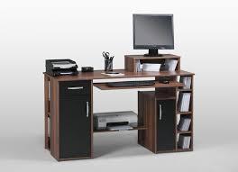 Schreibtisch Walnuss Computertisch Nussbaum Haus Dekoration
