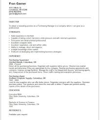 Examples Of Resume Profile Statements by Resume Objective Examples Administrative Career Objective