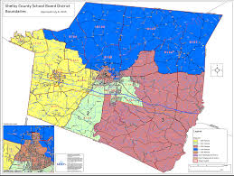 Dallas City Council District Map by Shelby County Public Schools Homepage