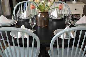 Painted Kitchen Tables by Chairs For Kitchen Tables Kitchen Ideas